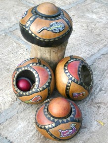 Calabash with Bead